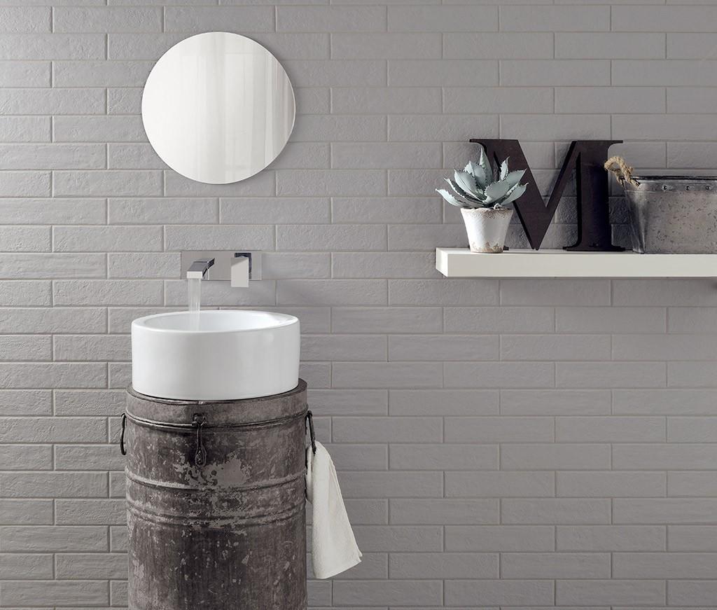 Плитка кирпич для ванной