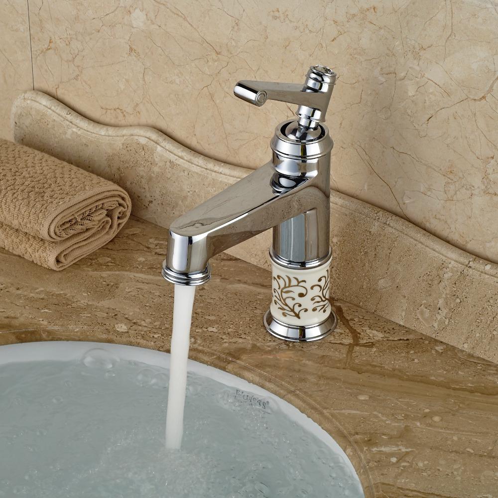 Керамический смеситель для ванны