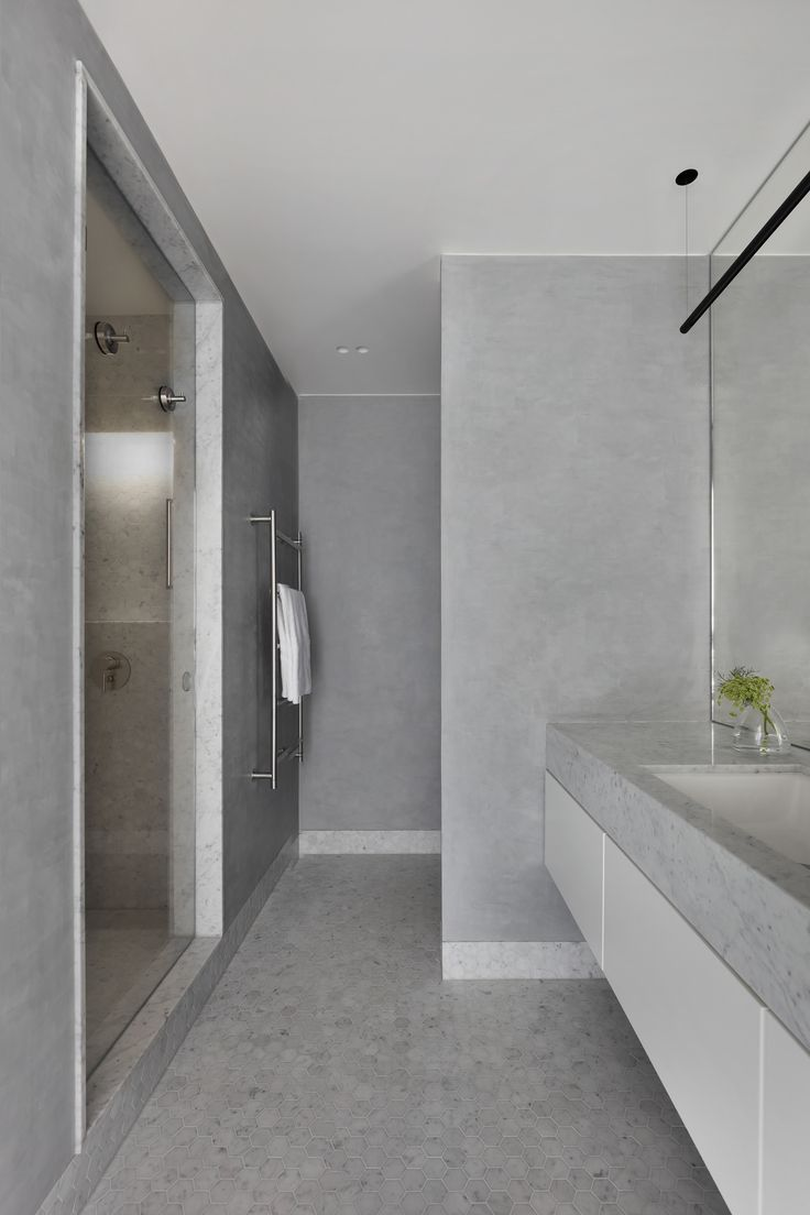 Шпаклевка пола в ванной
