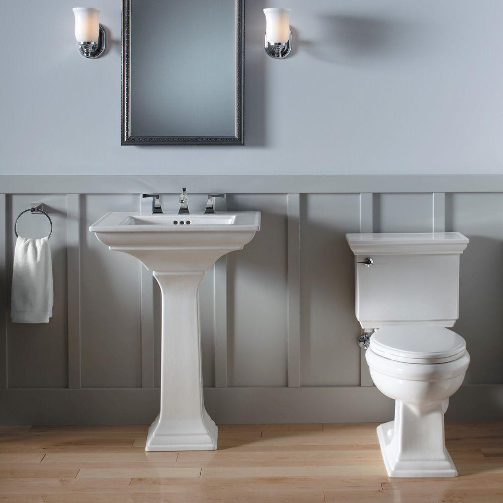 Раковина-тюльпан — изящное решение для ванной комнаты (26 фото)