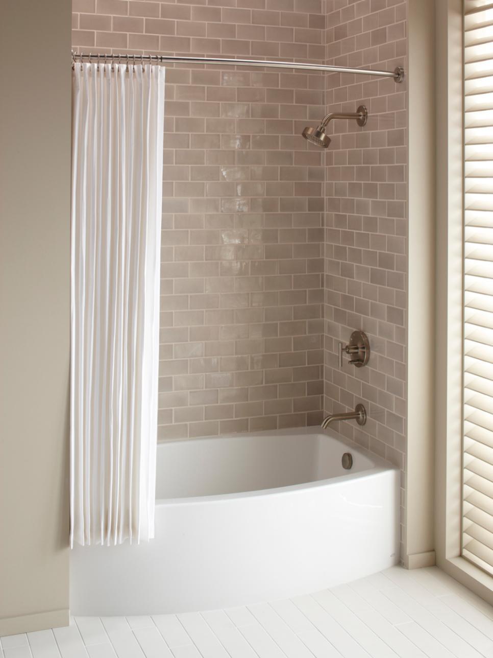 Ванная без раковины в частном доме