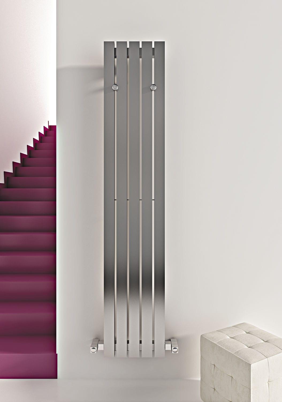 Водяной радиатор вертикальный