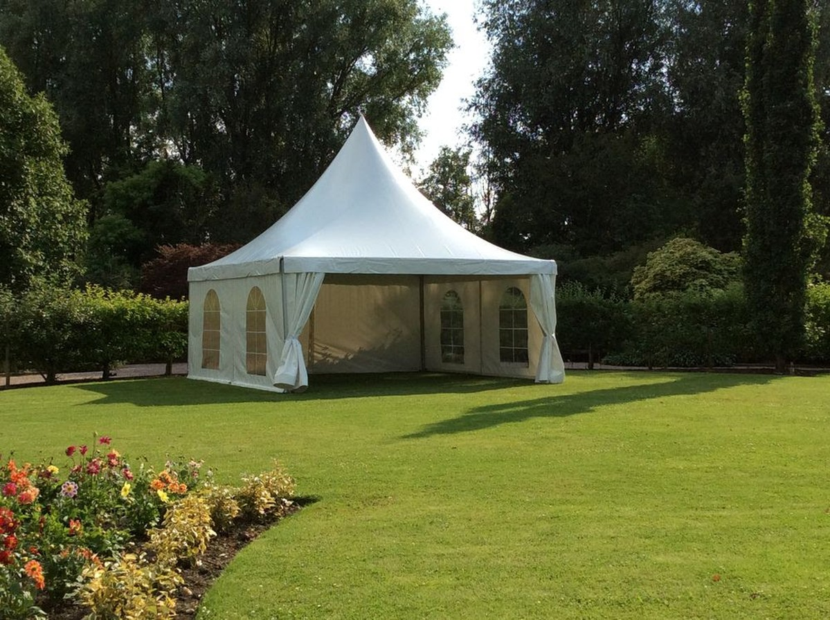 Садовый шатер водоотталкивающий
