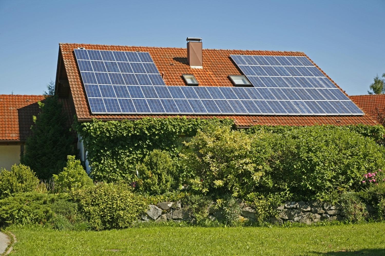 Солнечный коллектор для загородного дома