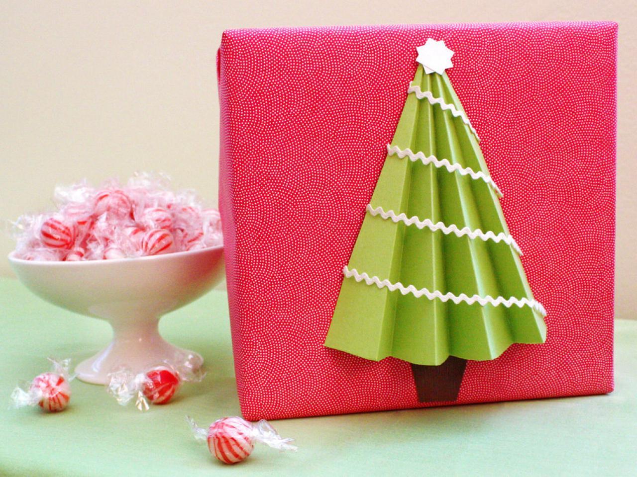 Дизайн новогодних подарков