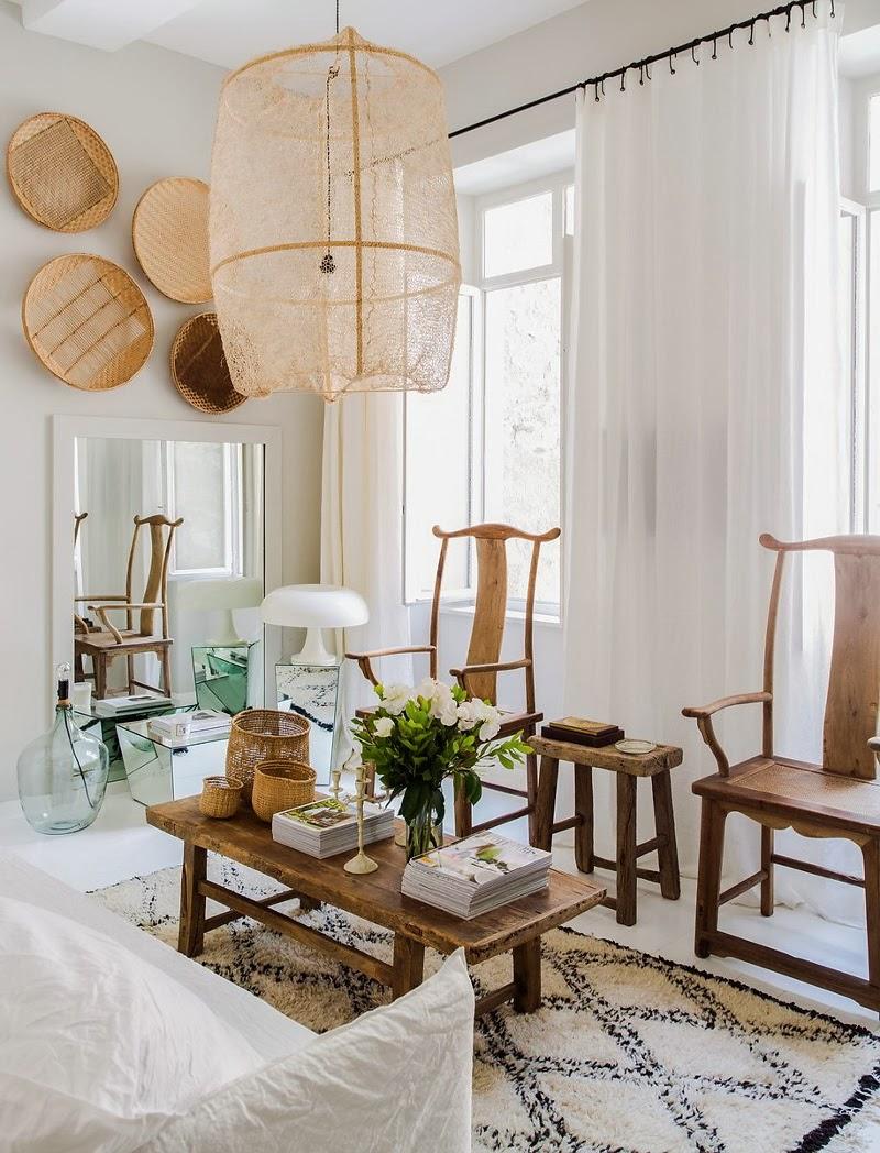Однокомнатная квартира в эклектичном стиле