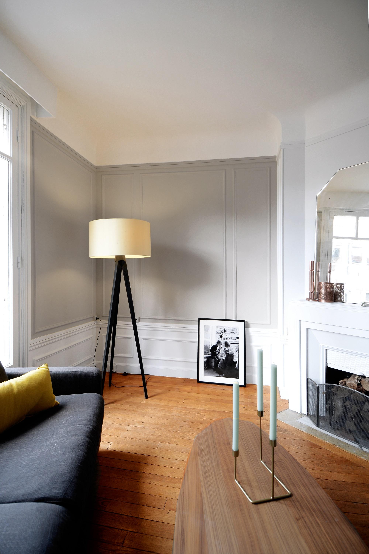 Идеи для однокомнатной квартиры с камином