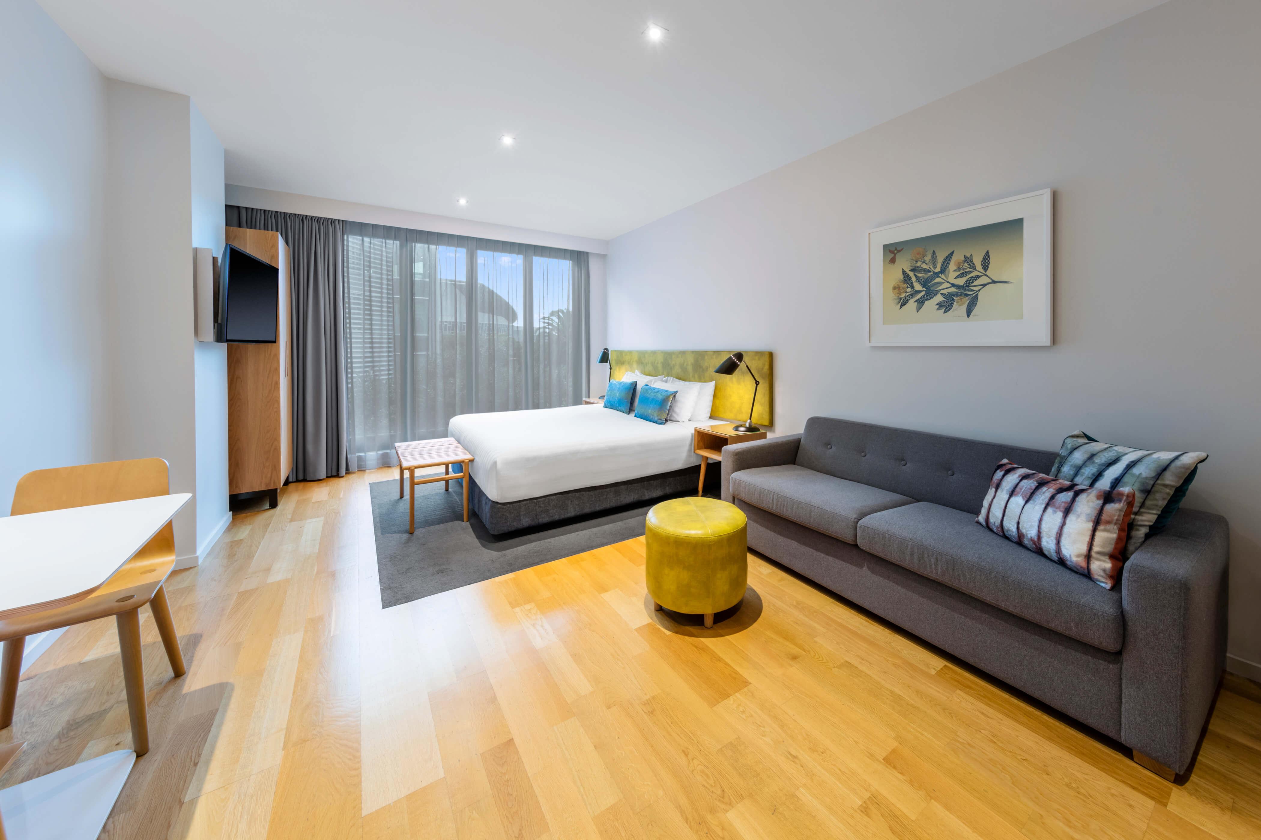 Планировка комнаты в небольшой квартире