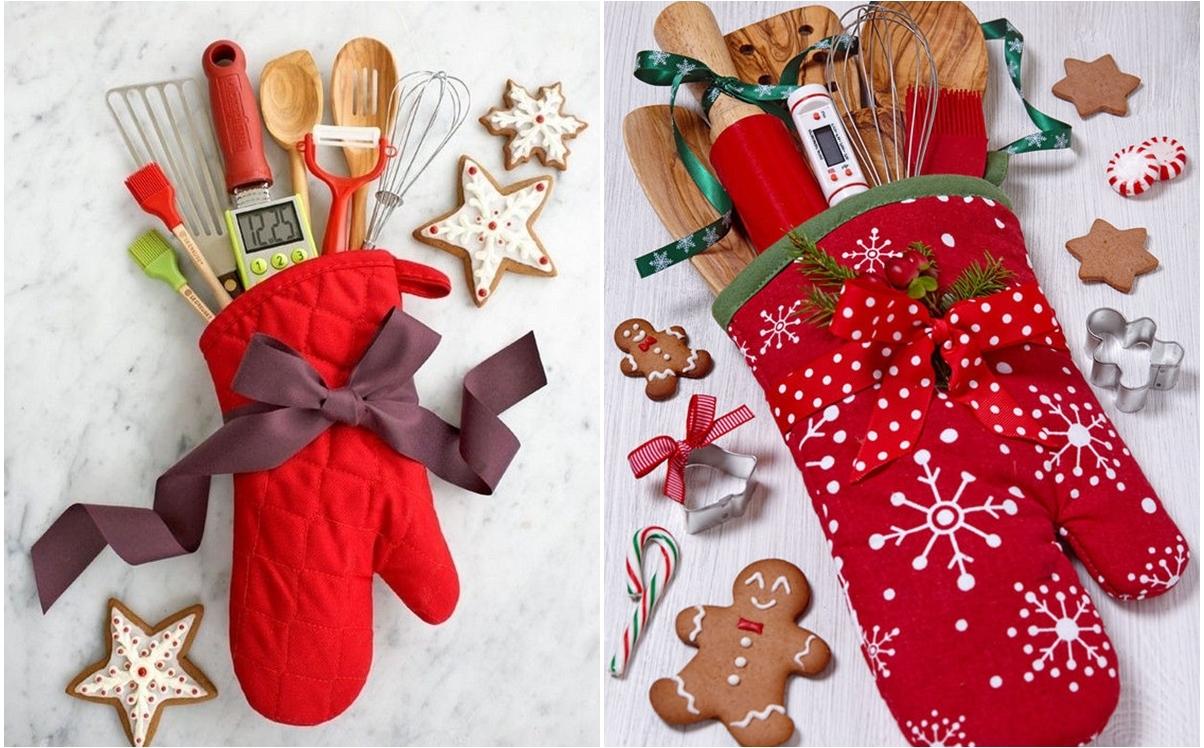 Новогодний подарок для кухни