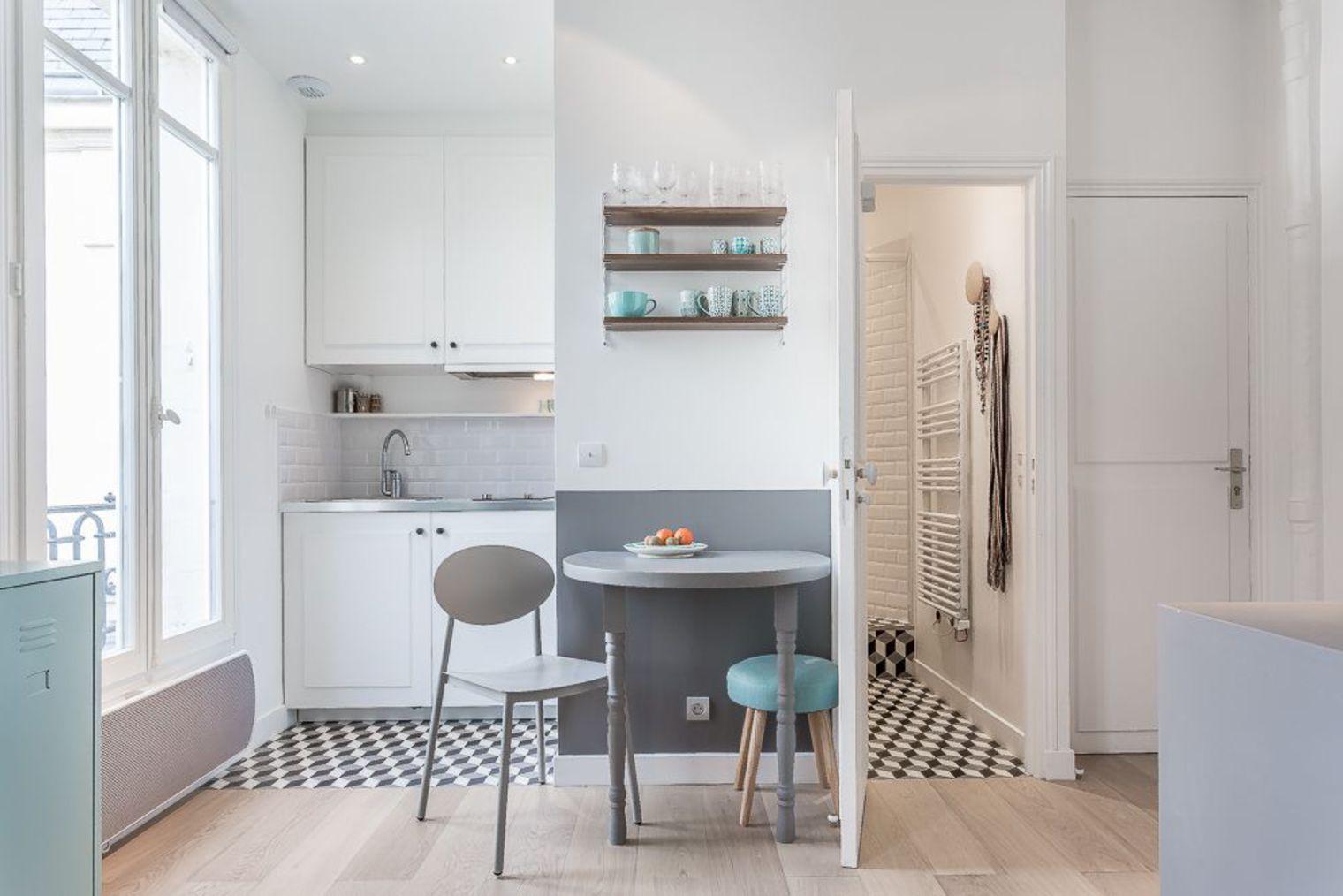 Идеи для однокомнатной квартиры с мебелью
