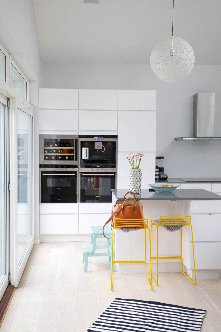 Кухня 6 кв м в стиле минимализм