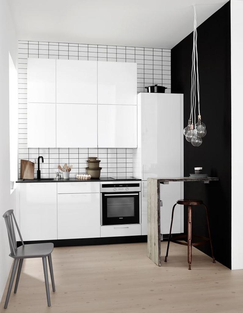 Кухня 6 кв м модульная