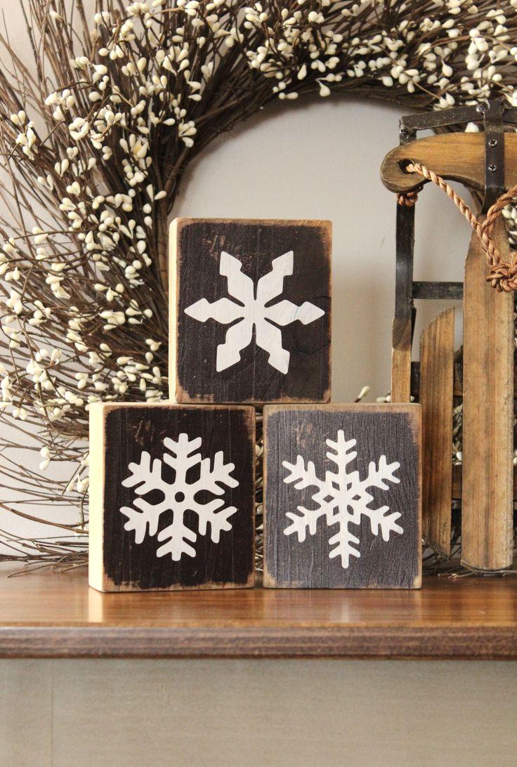 Снежинки из клейкой бумаги