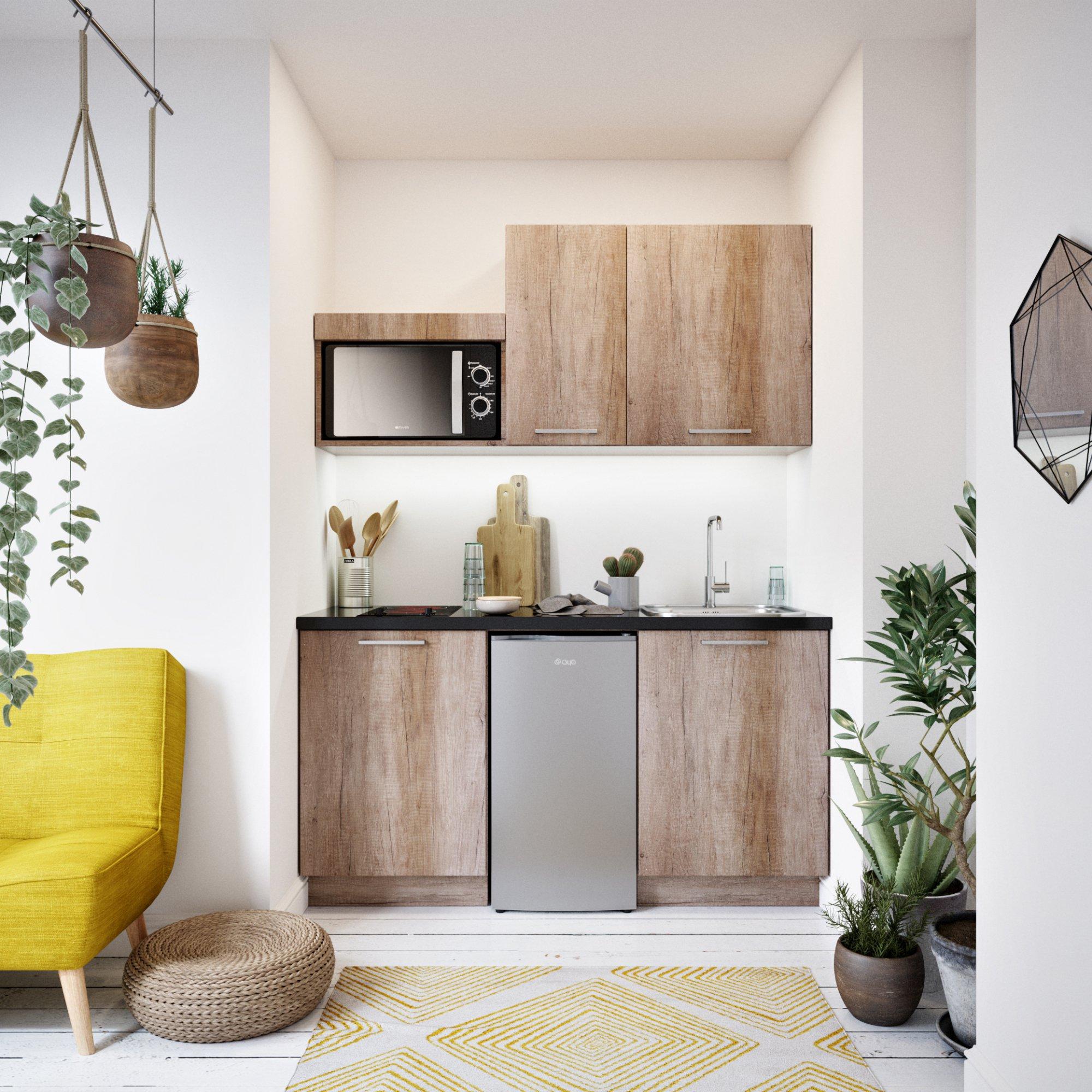 Кухня 6 кв м в нише