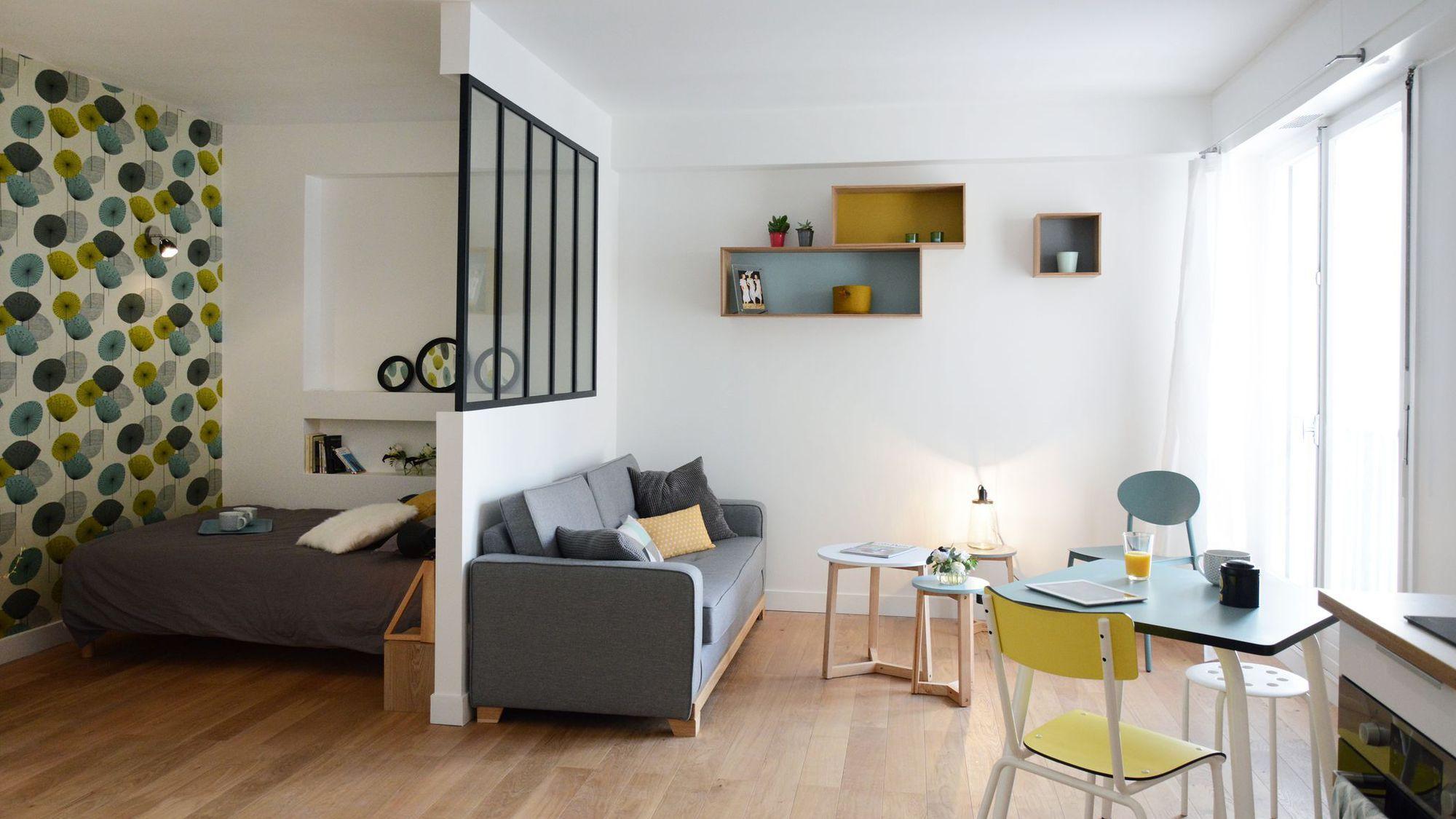 Идеи для однокомнатной квартиры с перегородкой