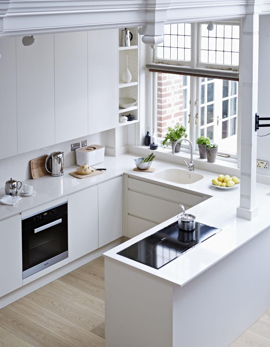 Кухня 6 кв м по периметру
