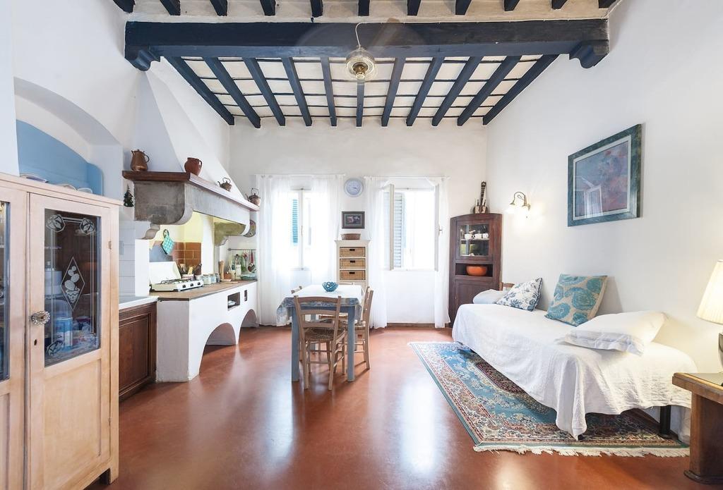 Идеи для однокомнатной квартиры в русском стиле