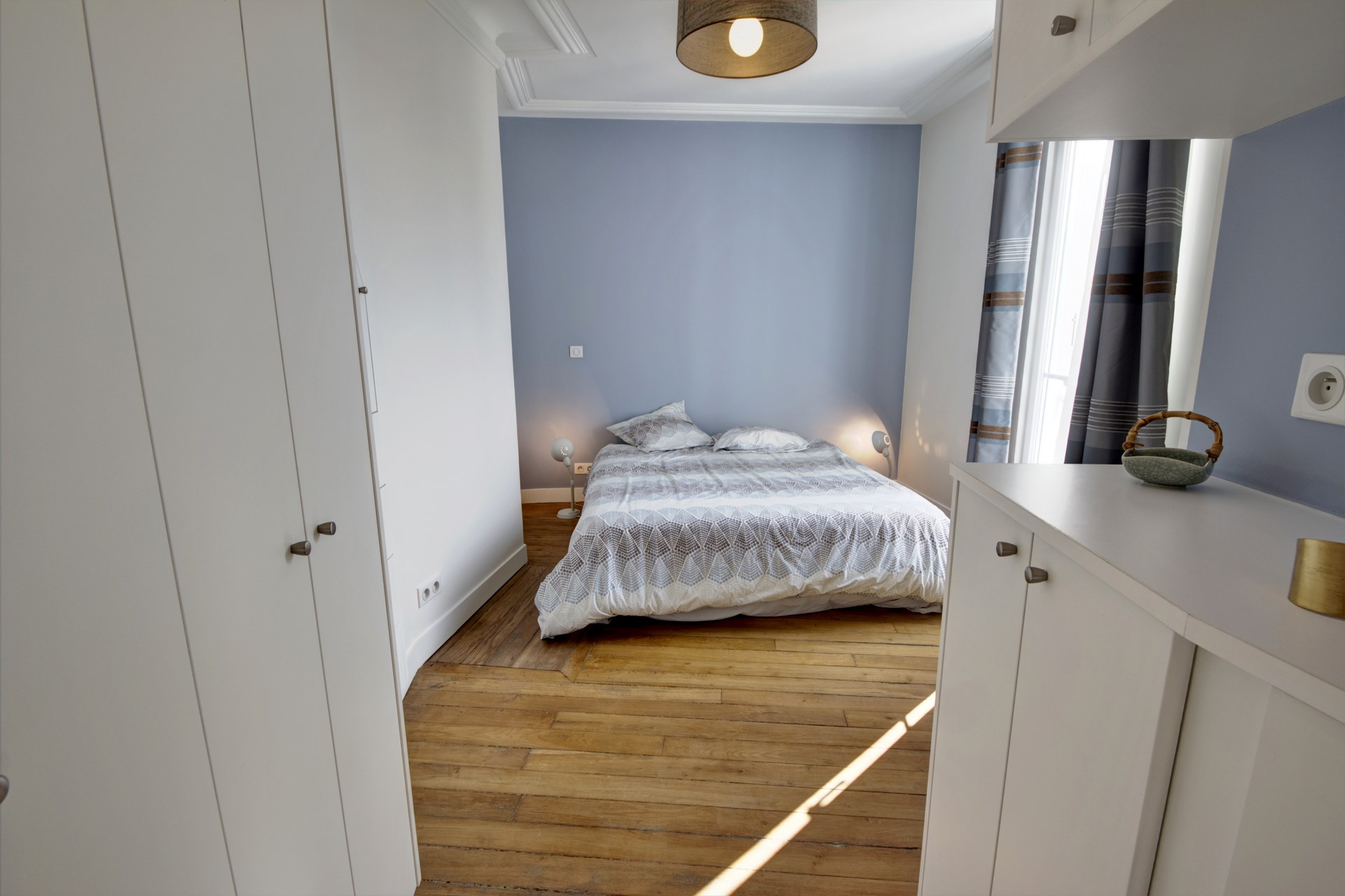 Шкафы в однокомнатной квартире