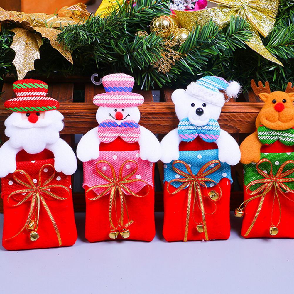 Набор сладостей на новый год