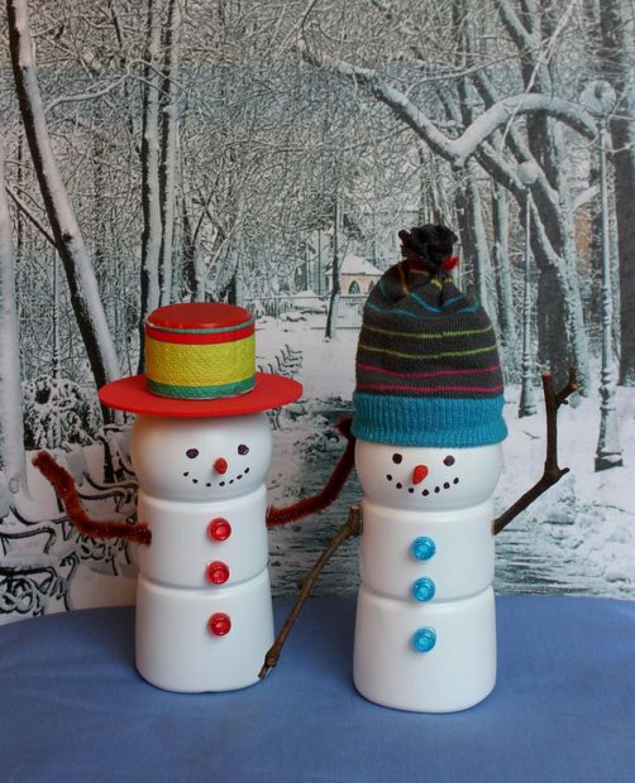 Снеговики на новый год