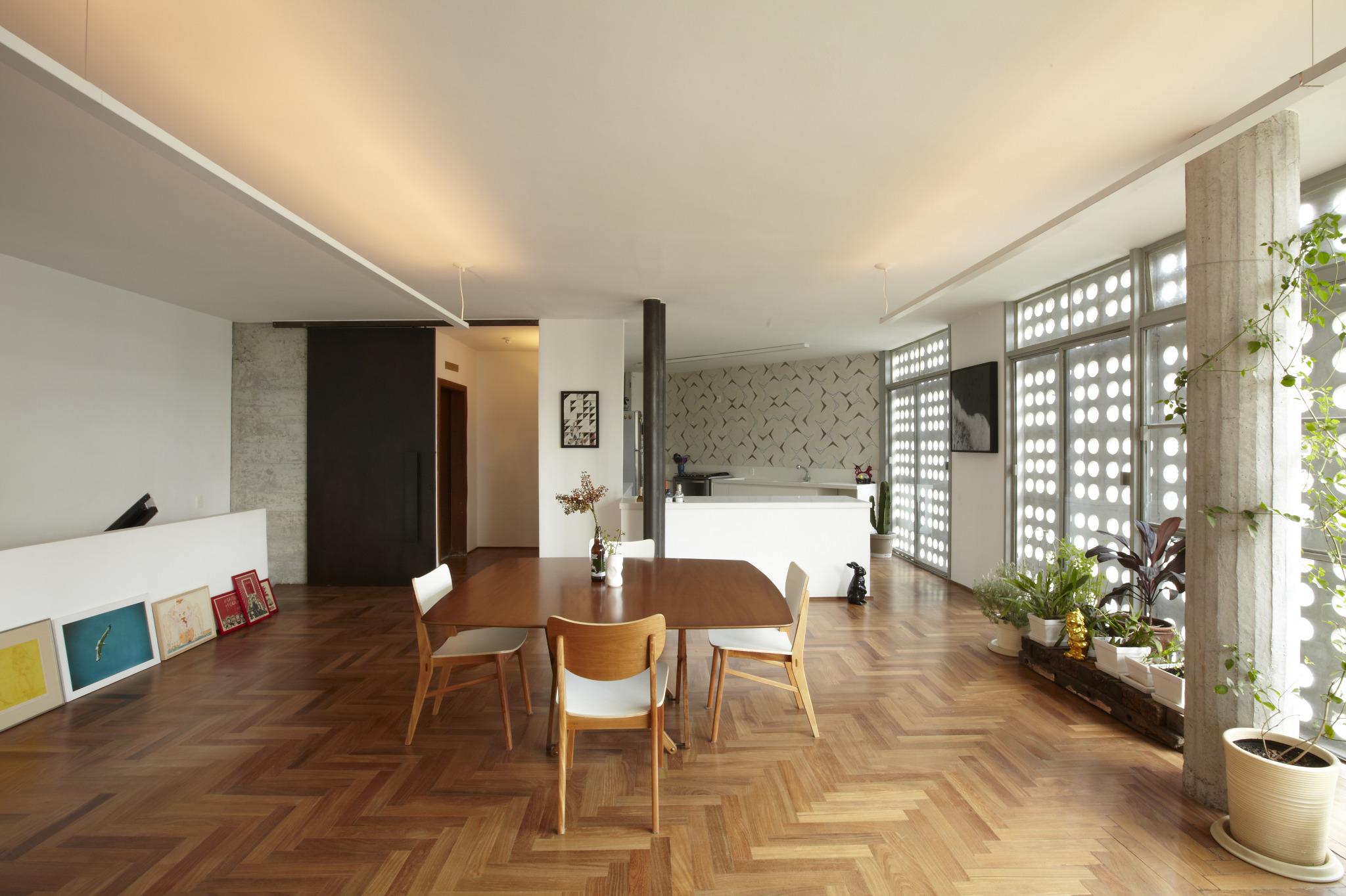 Интерьер квартиры студии большой