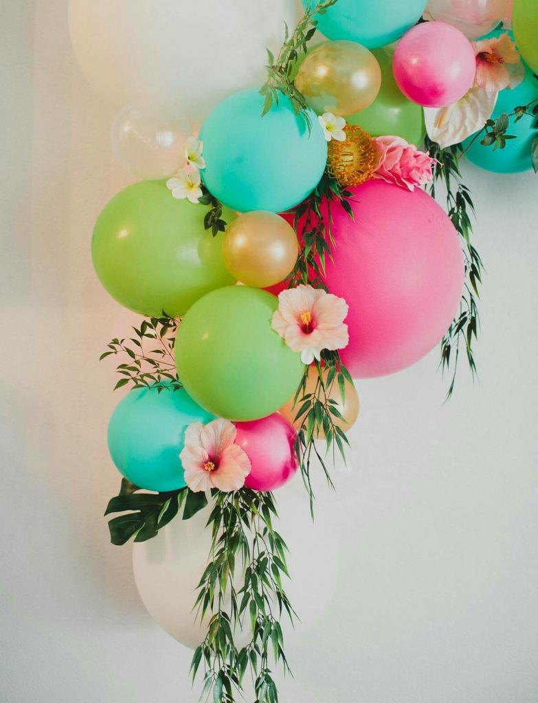 Декор для детского дня рождения