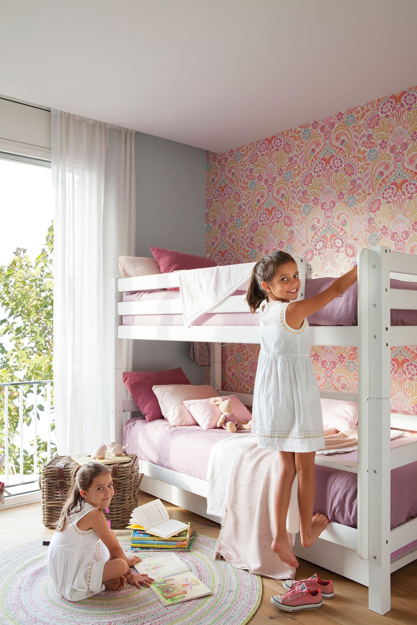 Детская комната для девочки дизайн