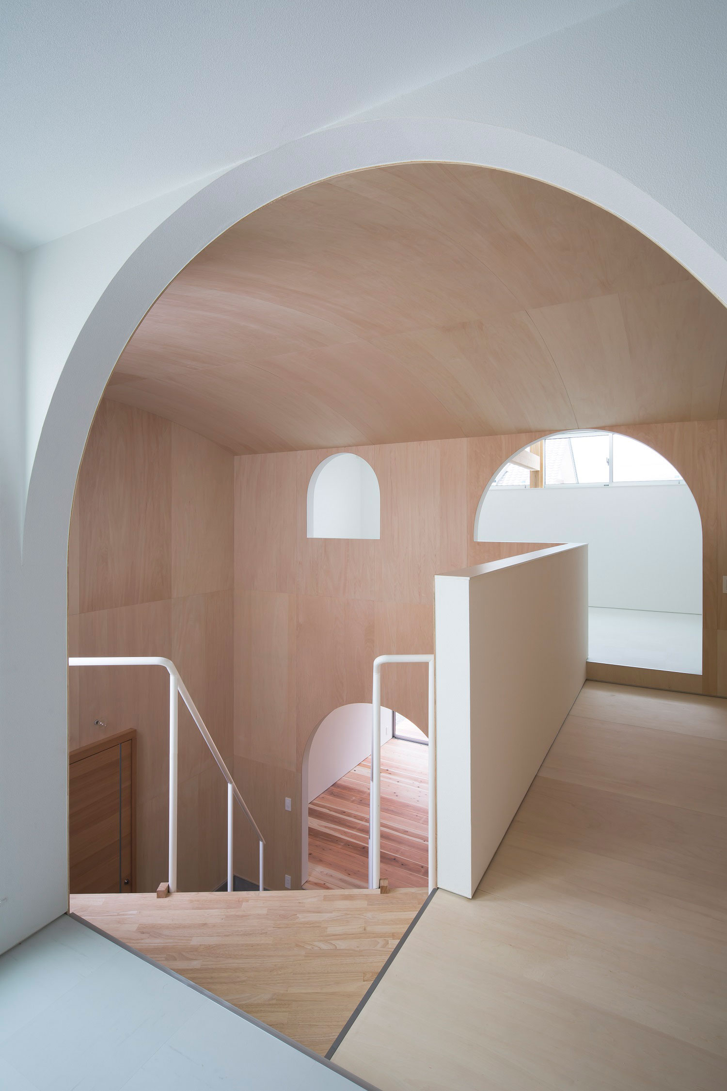 Дизайн арки межкомнатной