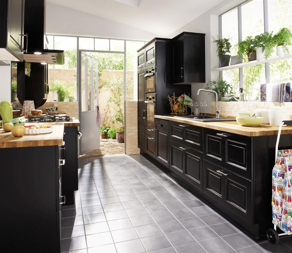 Кухня 9 кв м в доме
