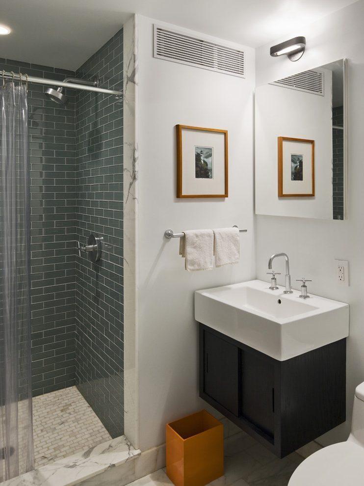 Ванная 4 кв м с душем