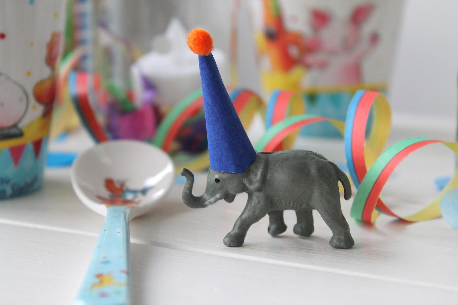 Оформление детского дня рождения фигурками