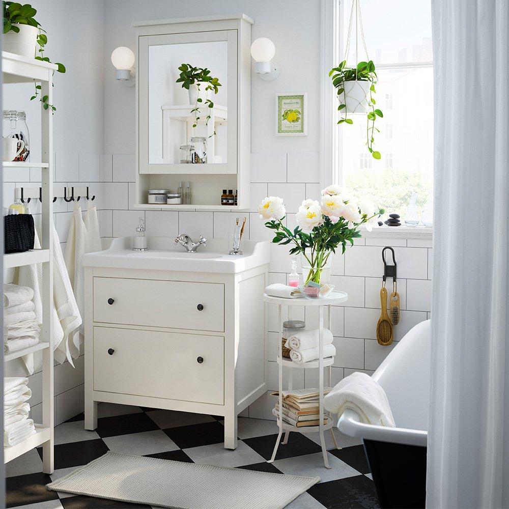 Мебель для ванной IKEA