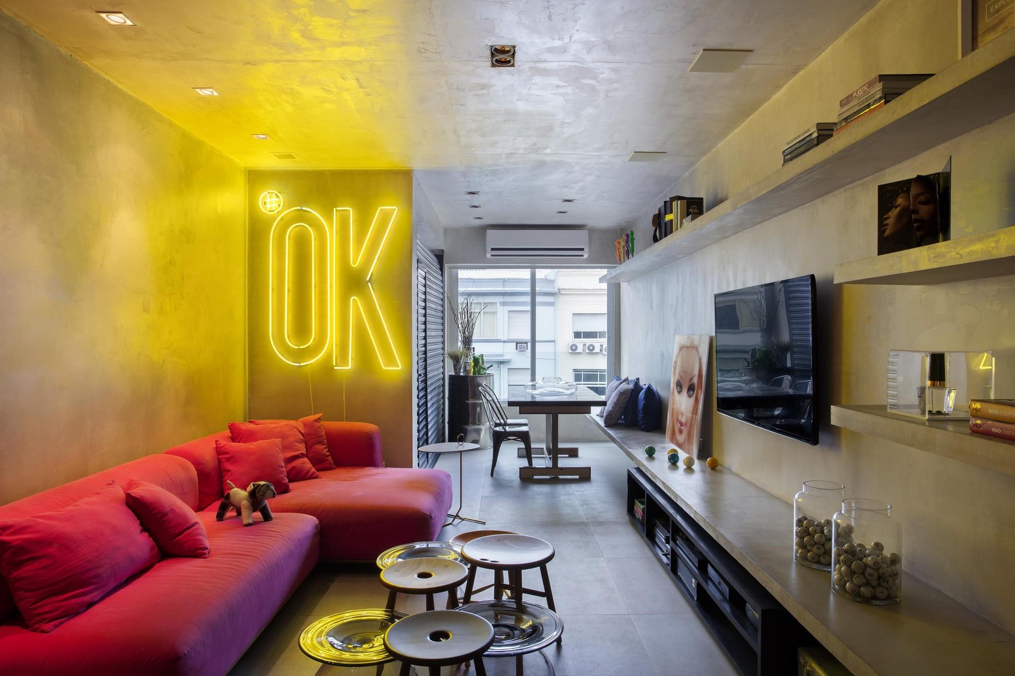 Квартира-студия – квартира не только для творческих людей (53 фото)