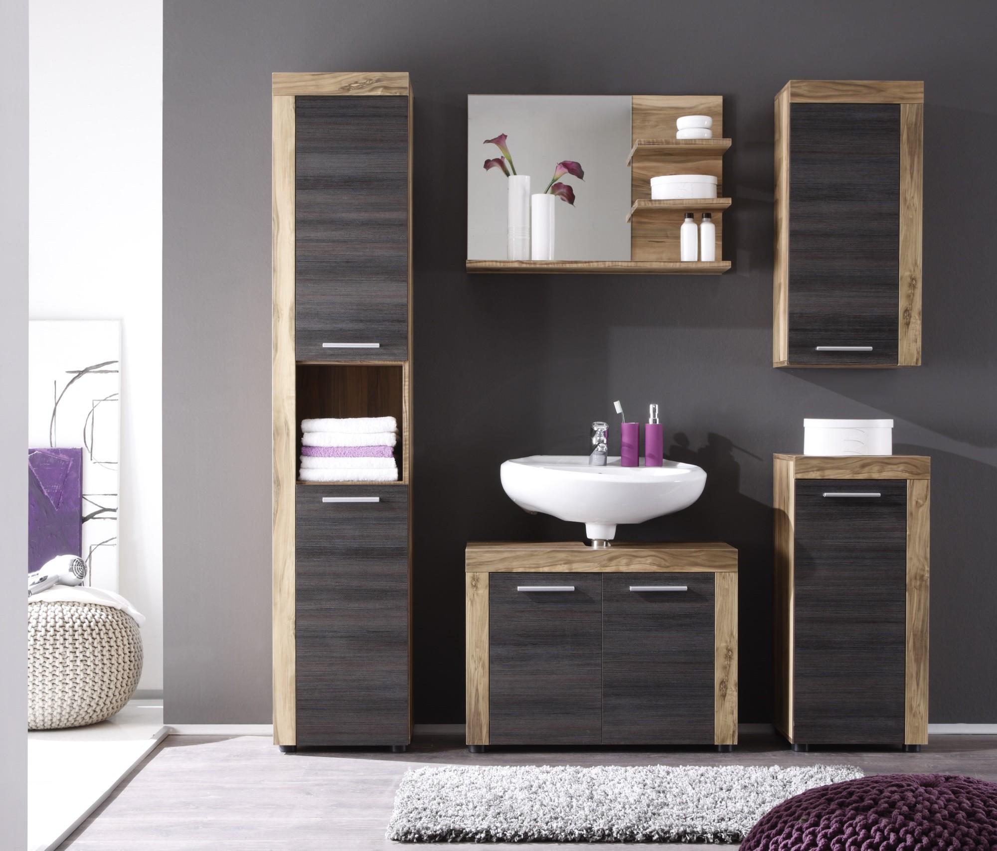 Мебель для ванной комбинированная