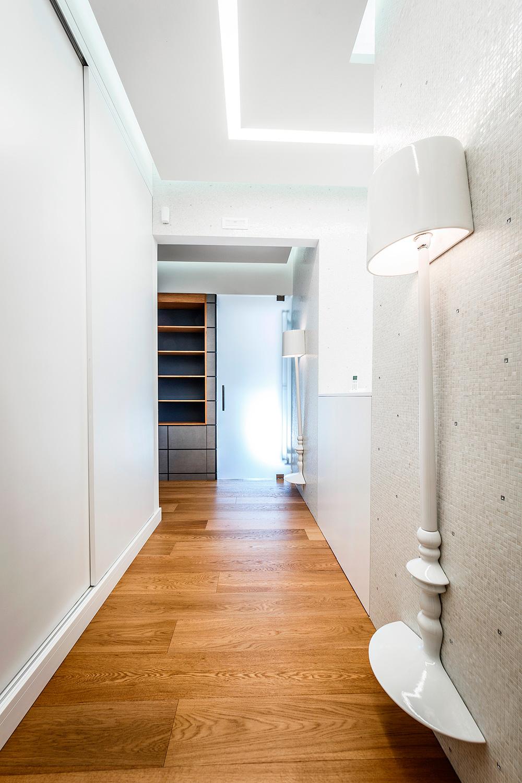Дизайн коридора однокомнатной квартиры