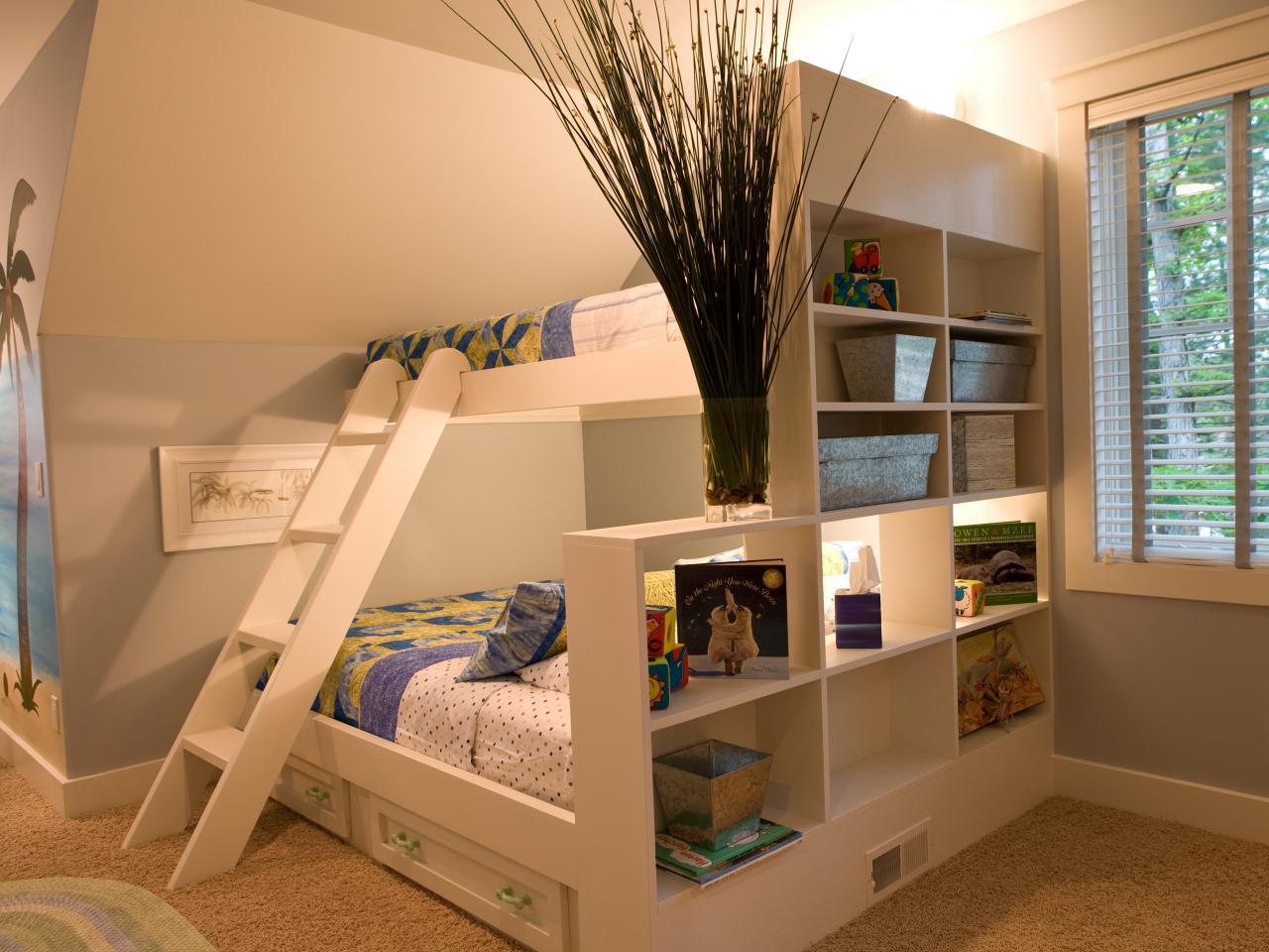 Детская 10 кв м с кроватью