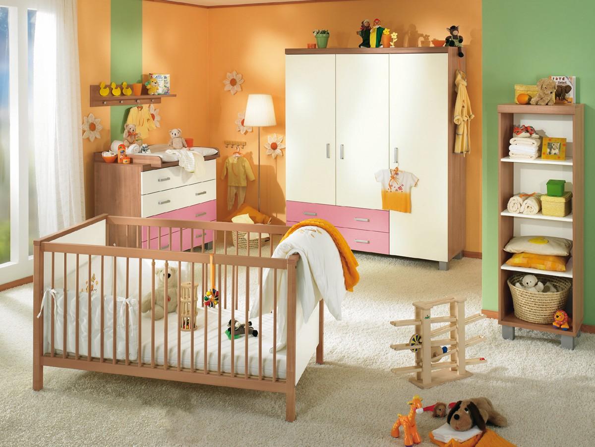 Ламинированная мебель для детской