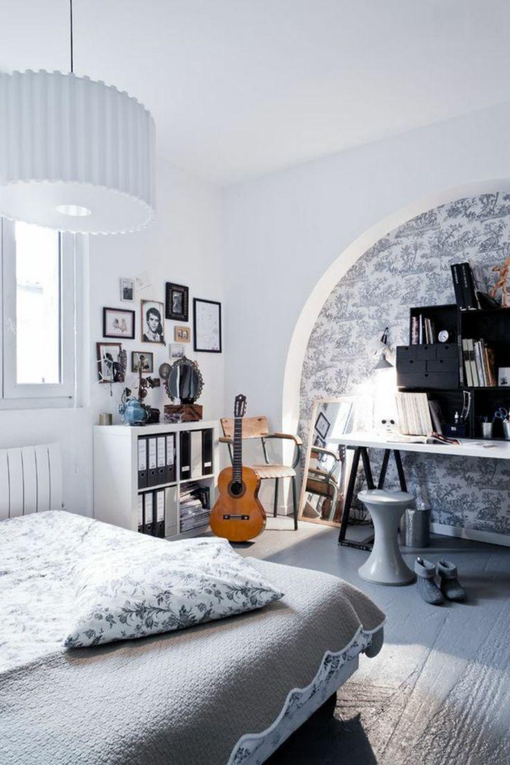 Детская комната в стиле прованс для мальчика
