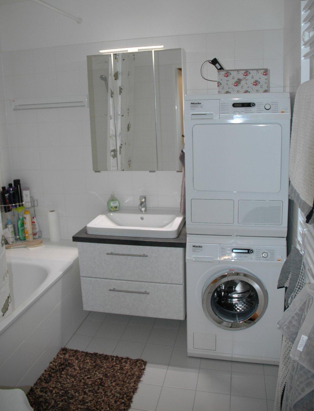 Совмещенная ванная комната маленькая