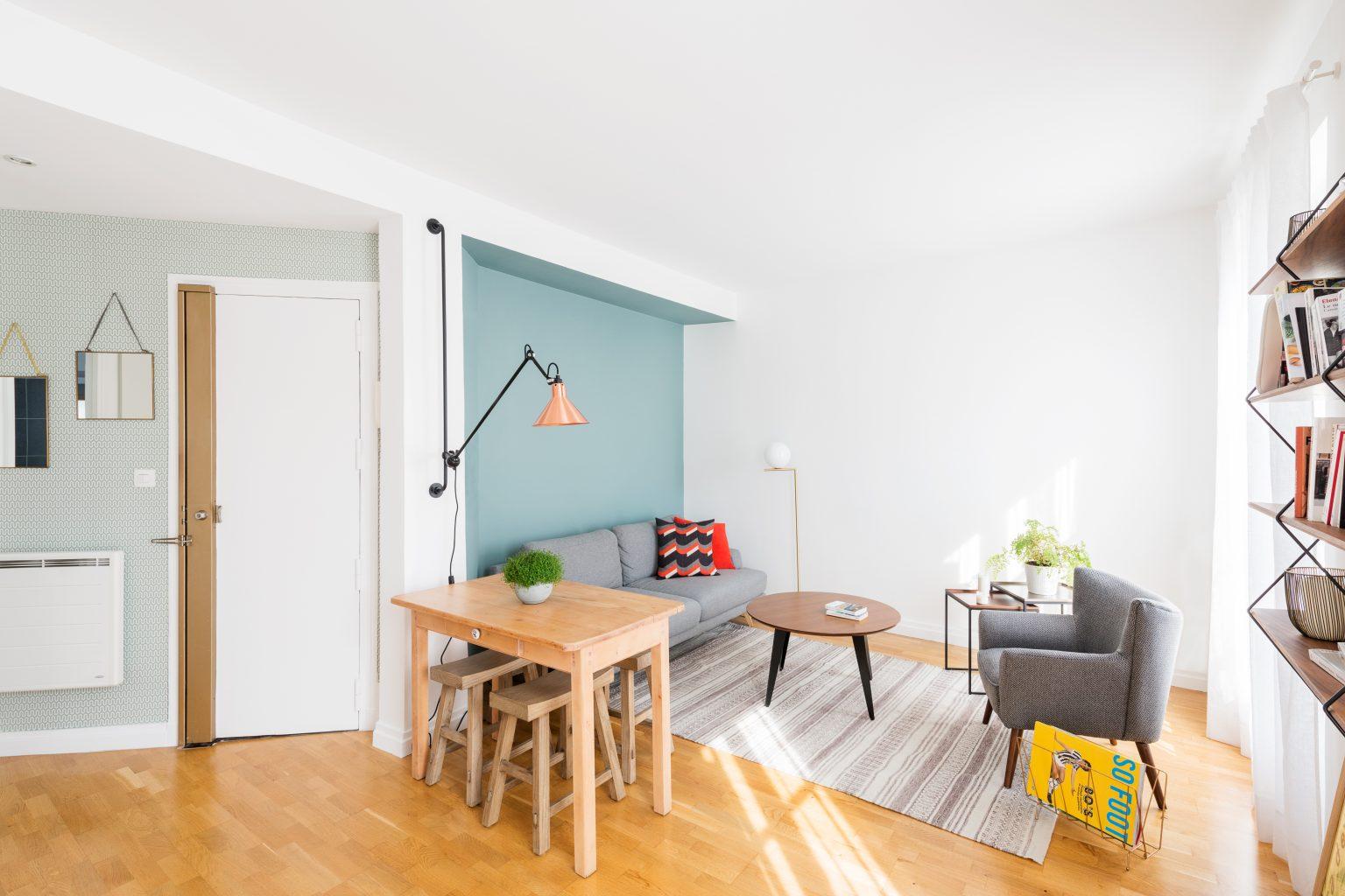 Дизайн однокомнатной квартиры маленькой