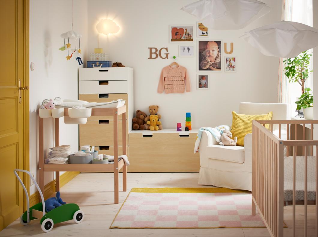 Детская комната для мальчика маленькая