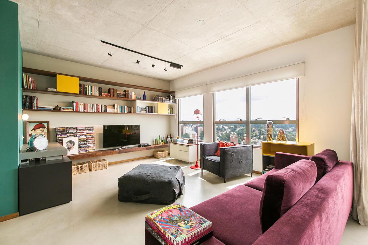 Дизайн однокомнатной квартиры малогабаритной