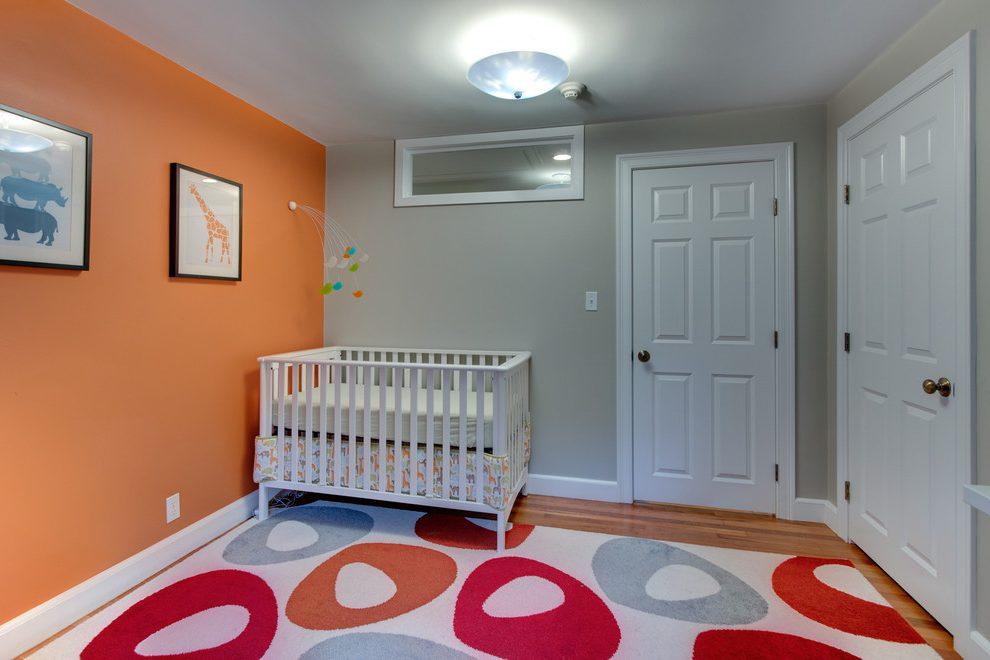Детская 10 кв м для малыша