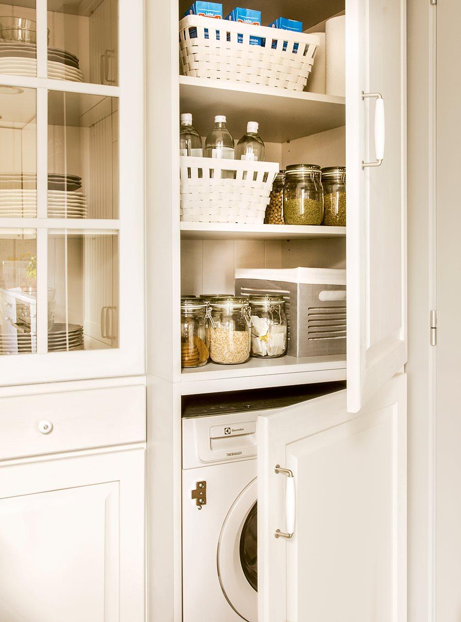 Кухня 9 кв м со стиральной машинкой