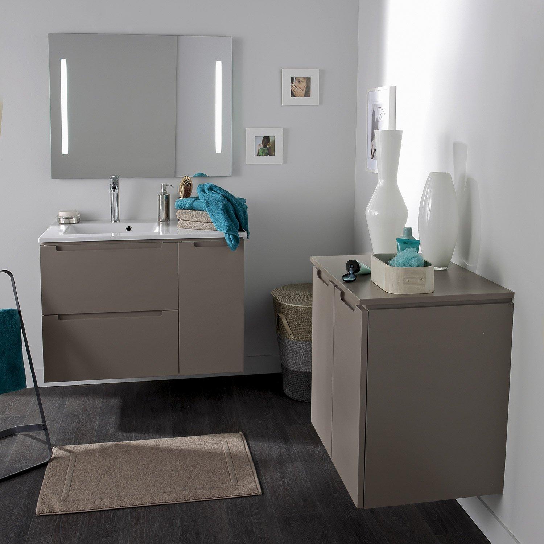 Мебель для ванной матовая