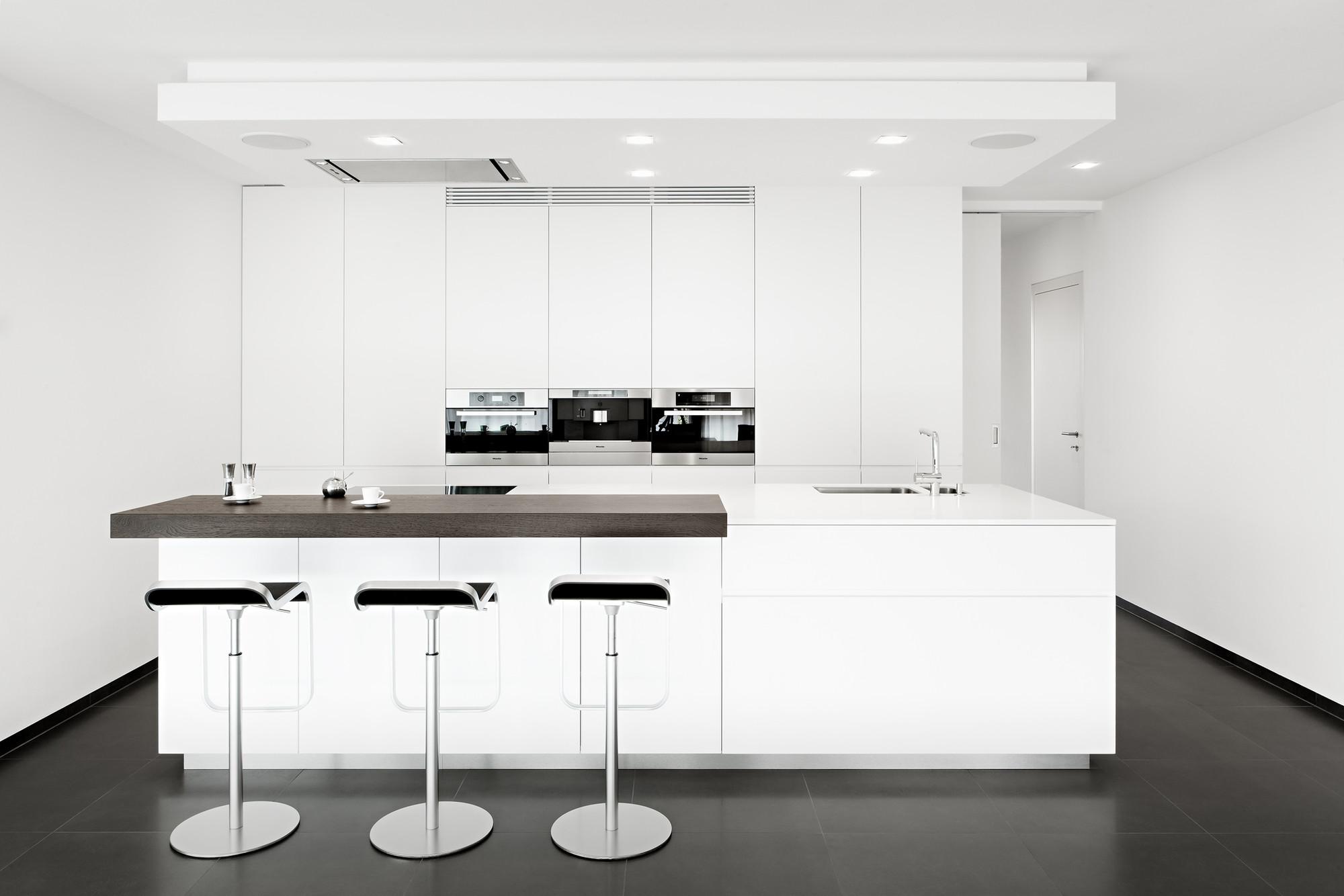 Кухня 9 кв м в стиле минимализм
