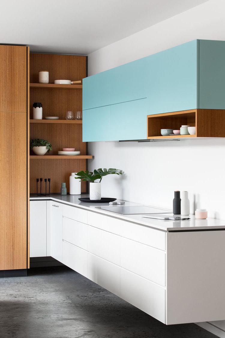 Кухня 9 кв м модульная