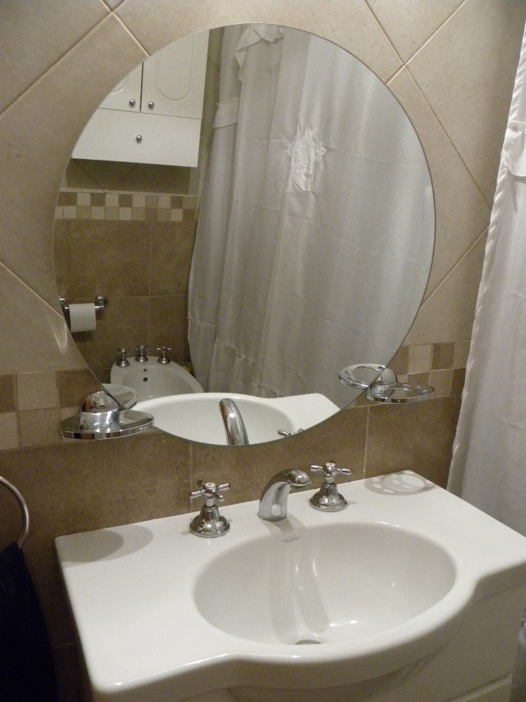 Зеркало в ванную над умывальником