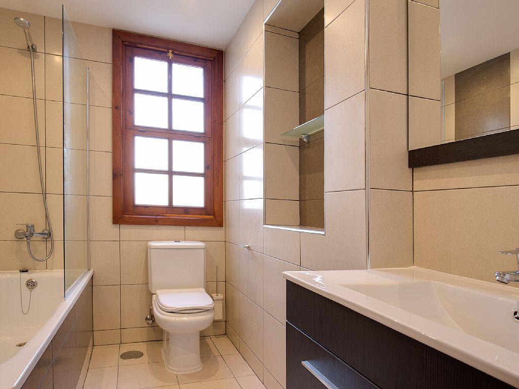 Ванная 4 кв м с окном