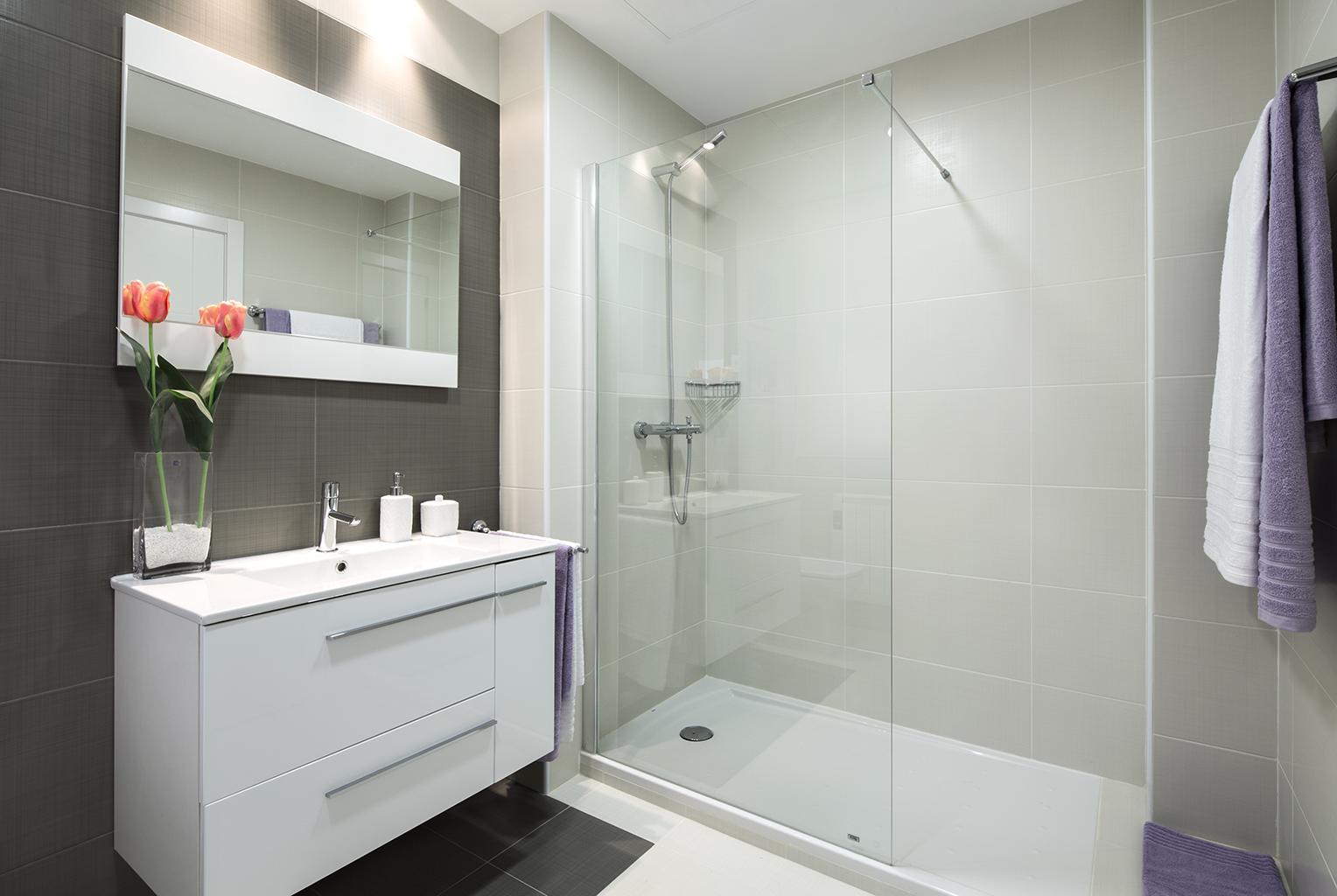 Маленькая ванная комната отдельная